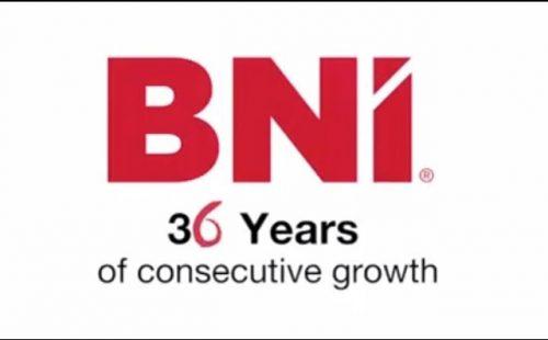 36 BNI years