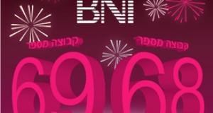 BNI ניוזלטר - אוקטובר 2018